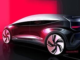 设计师,请给我一辆这样的车