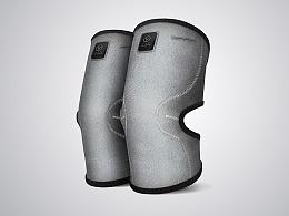 产品绘制-护膝