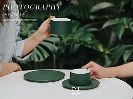 「产品摄影」 十六開 咖啡杯