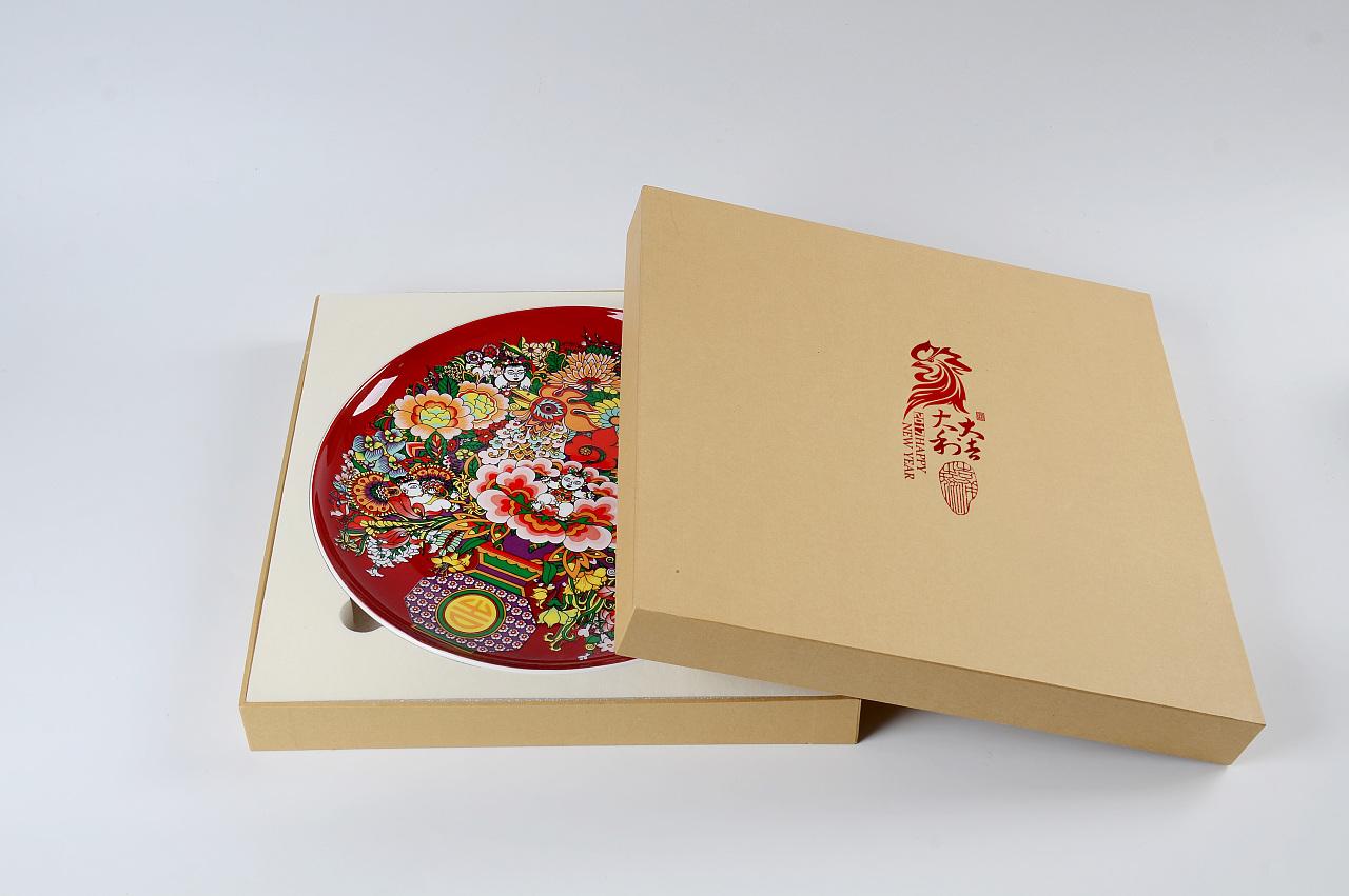 新年礼品设计-大吉大利图片