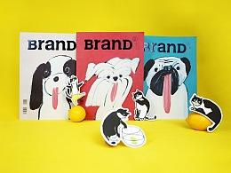 买BranD送BranD丨做杂志,开心最重要