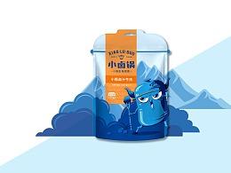 四喜-小卤锅品牌包装提案