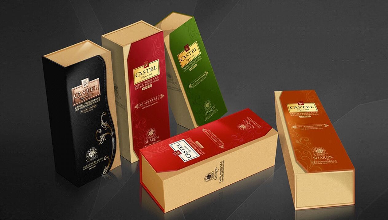 酒包装设计_红酒包装设计_艺鼎鹏创意机构图片