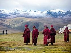 重走康巴藏区——亚青寺