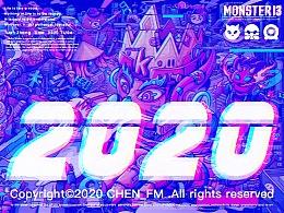 CHEN FM丨2020作品合集