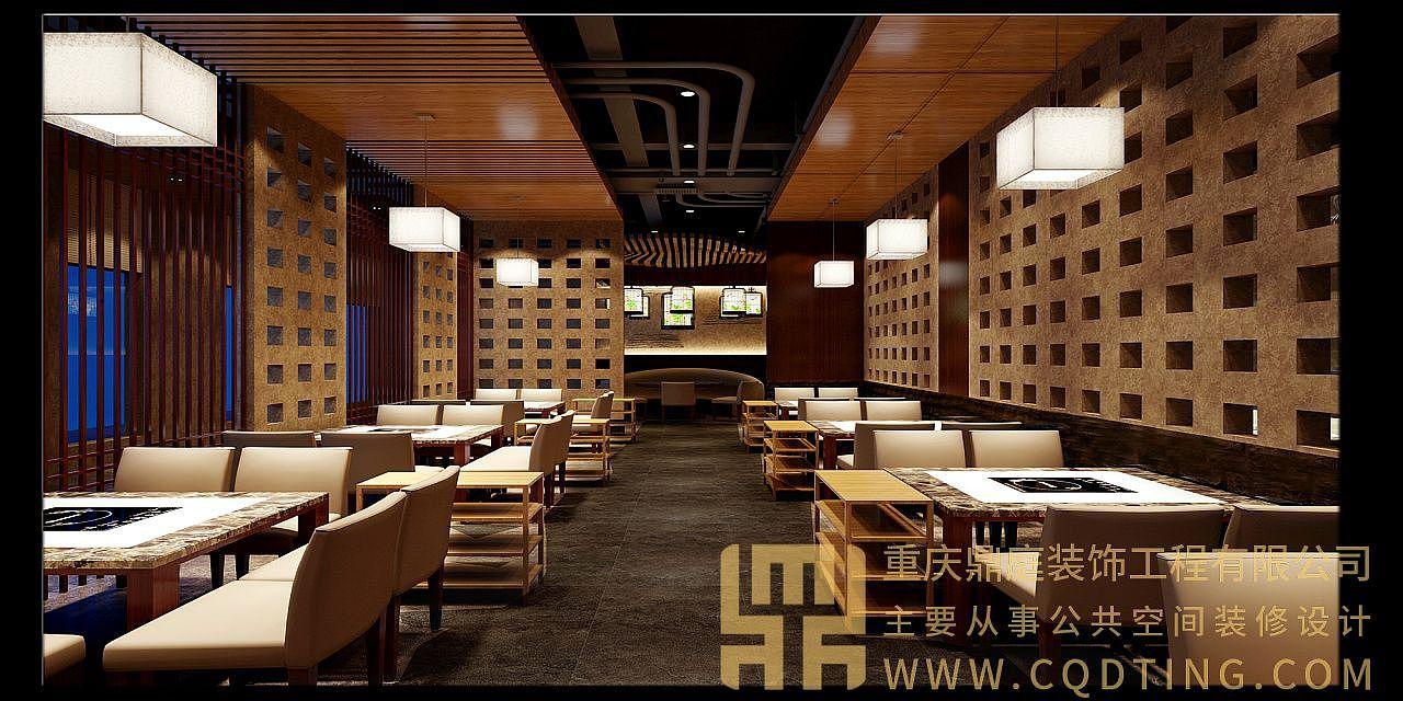 重庆餐饮装修/餐饮包装/餐饮装修设计/案例餐饮效果图设计创意设计图图片