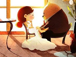 我和憨憨熊