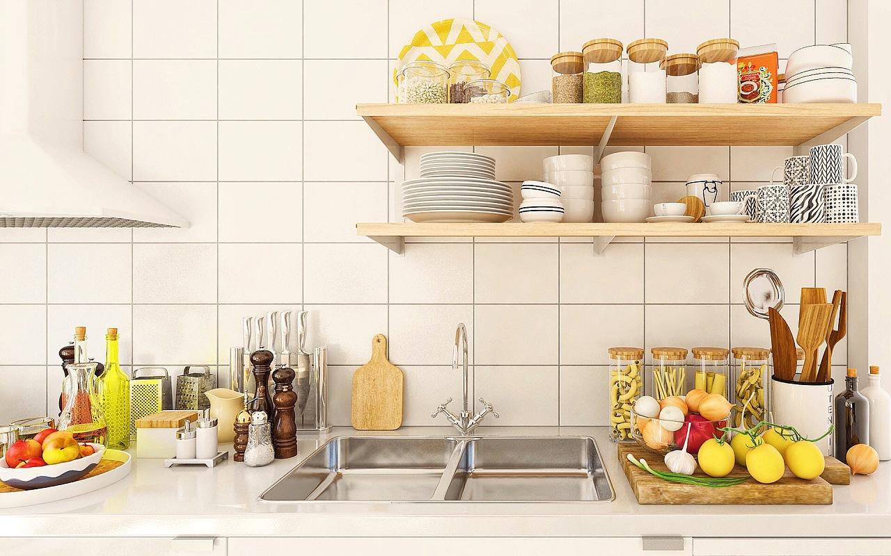 北欧厨房空间设计