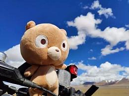 国庆假期结束,Dudu也是个见过世面的熊了~