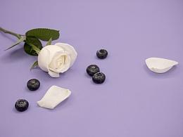 红玫瑰&白玫瑰&乡村紫