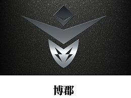 博郡logo——个人原创作品