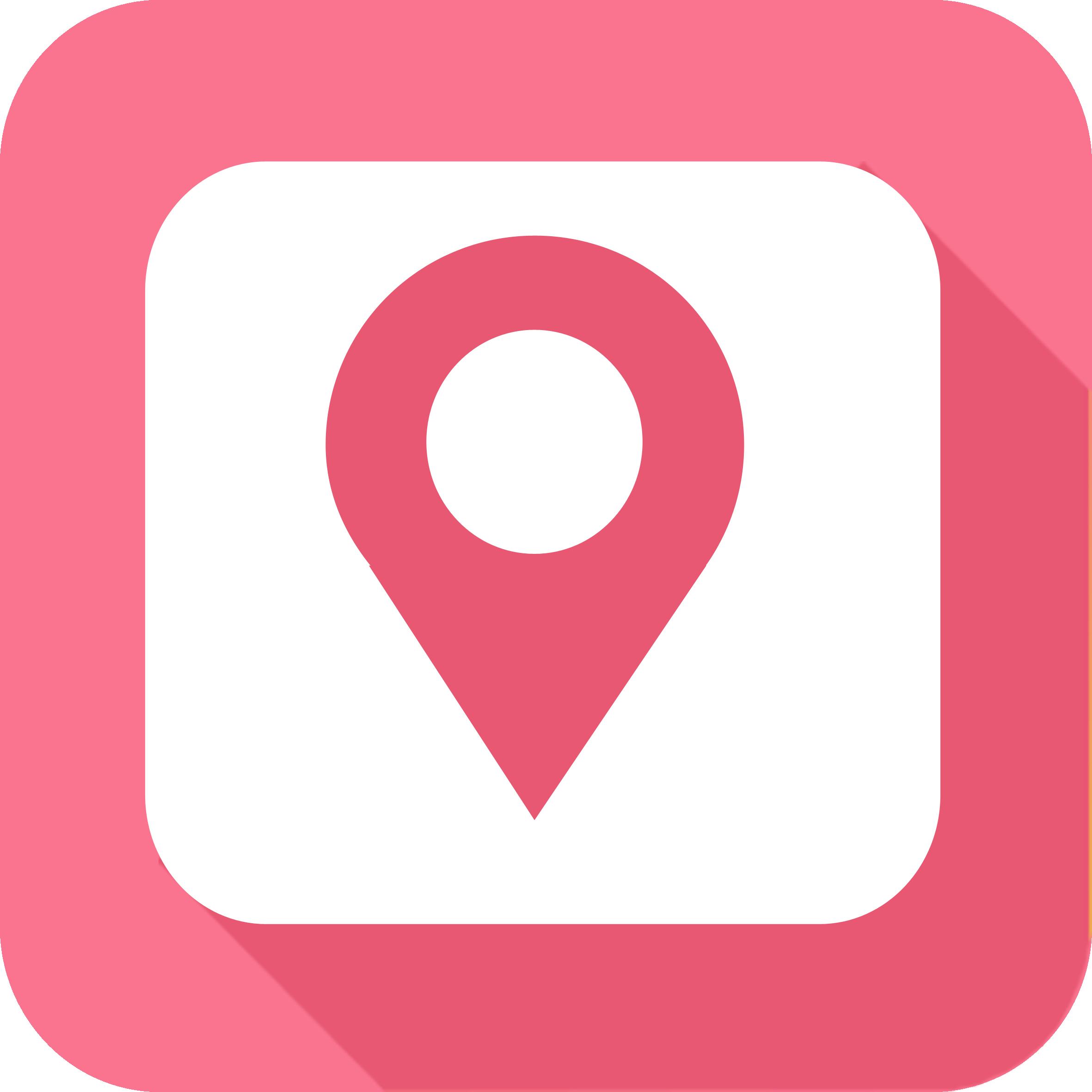手机图标--地图