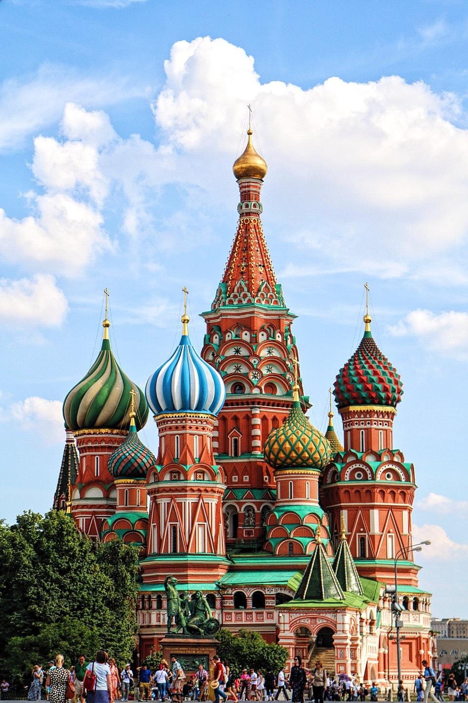 俄罗斯|摄影|环境/建筑|成黑子 - 原创作品 - 站酷