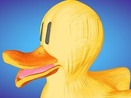 鸭子建模练习