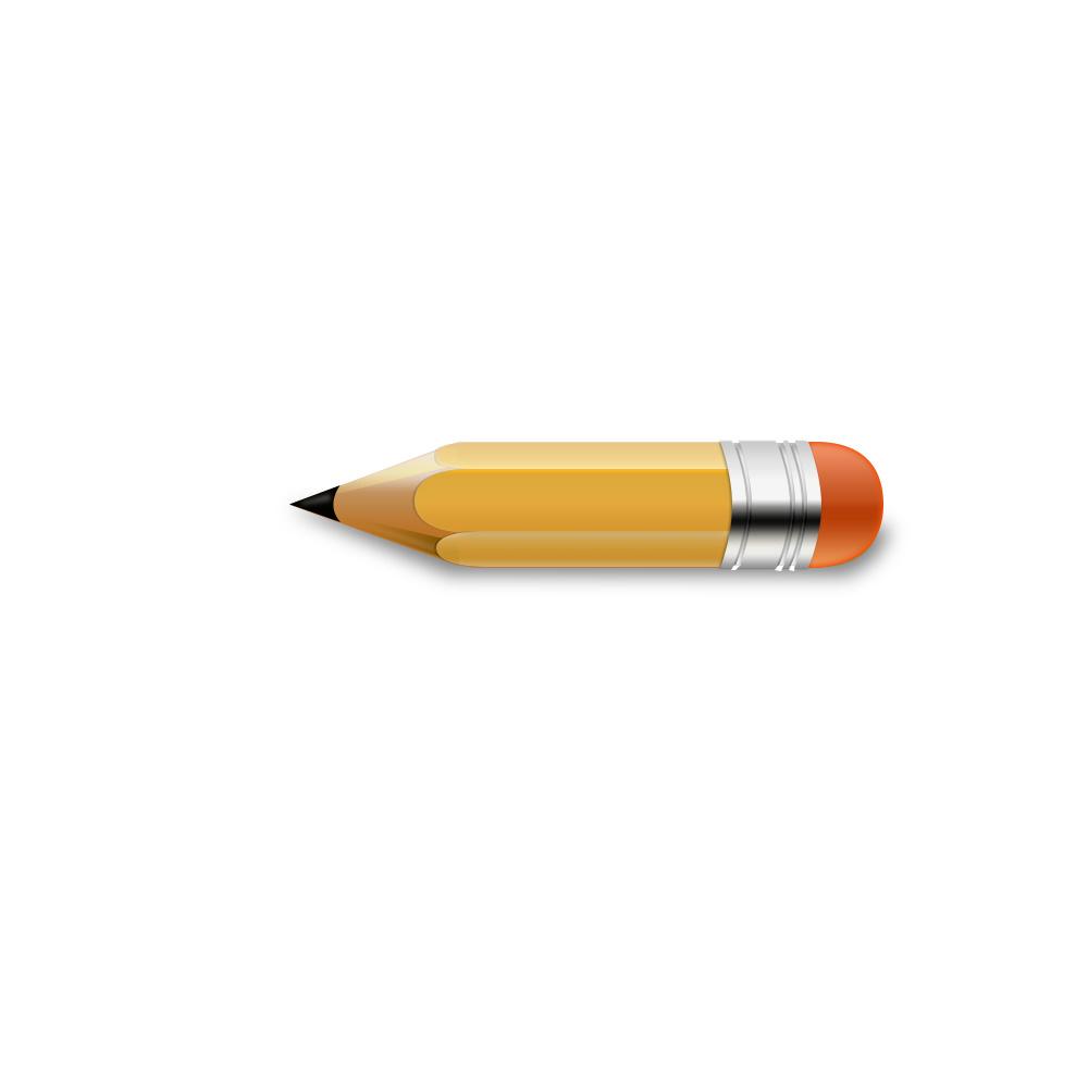 电视铅笔手绘图