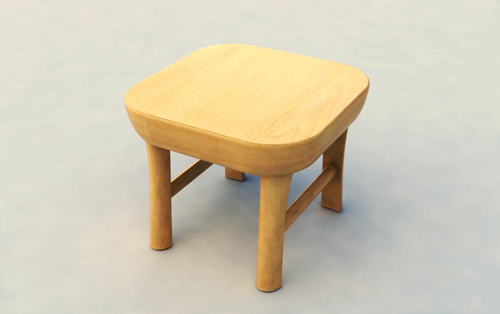 手工制作纸箱板凳