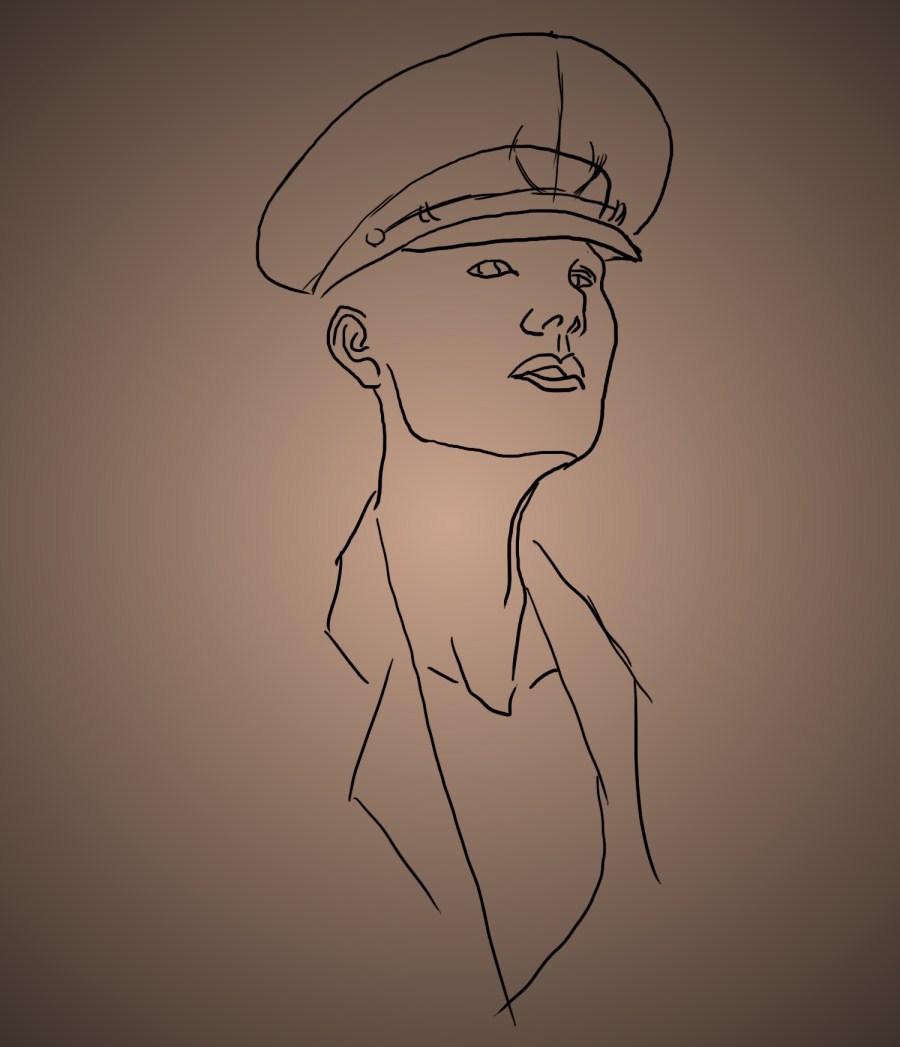 美女儿 插画 商业插画 派普制作 - 原创作品 - 站酷图片