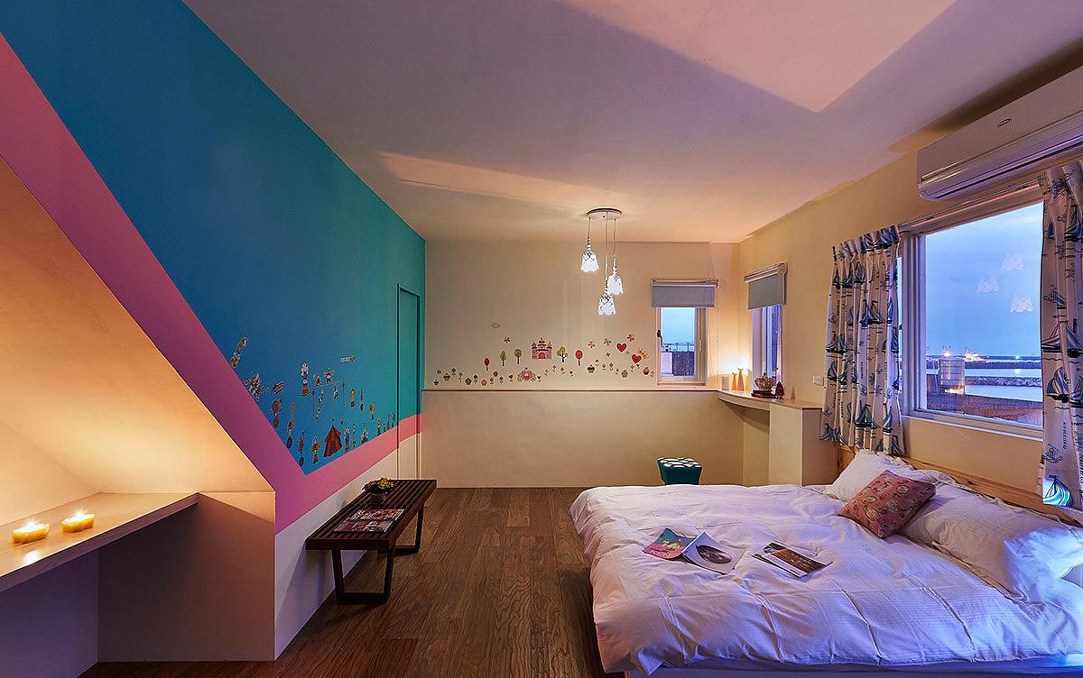 童话主题酒店设计 童话主题民宿设计图