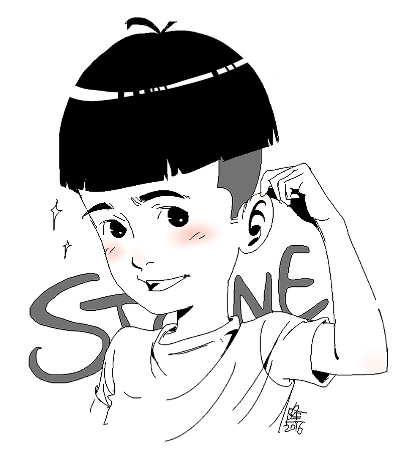 闲暇时给朋友们画的头像|动漫|肖像漫画|qq隆 - 原创