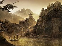 The Buddhas Shore