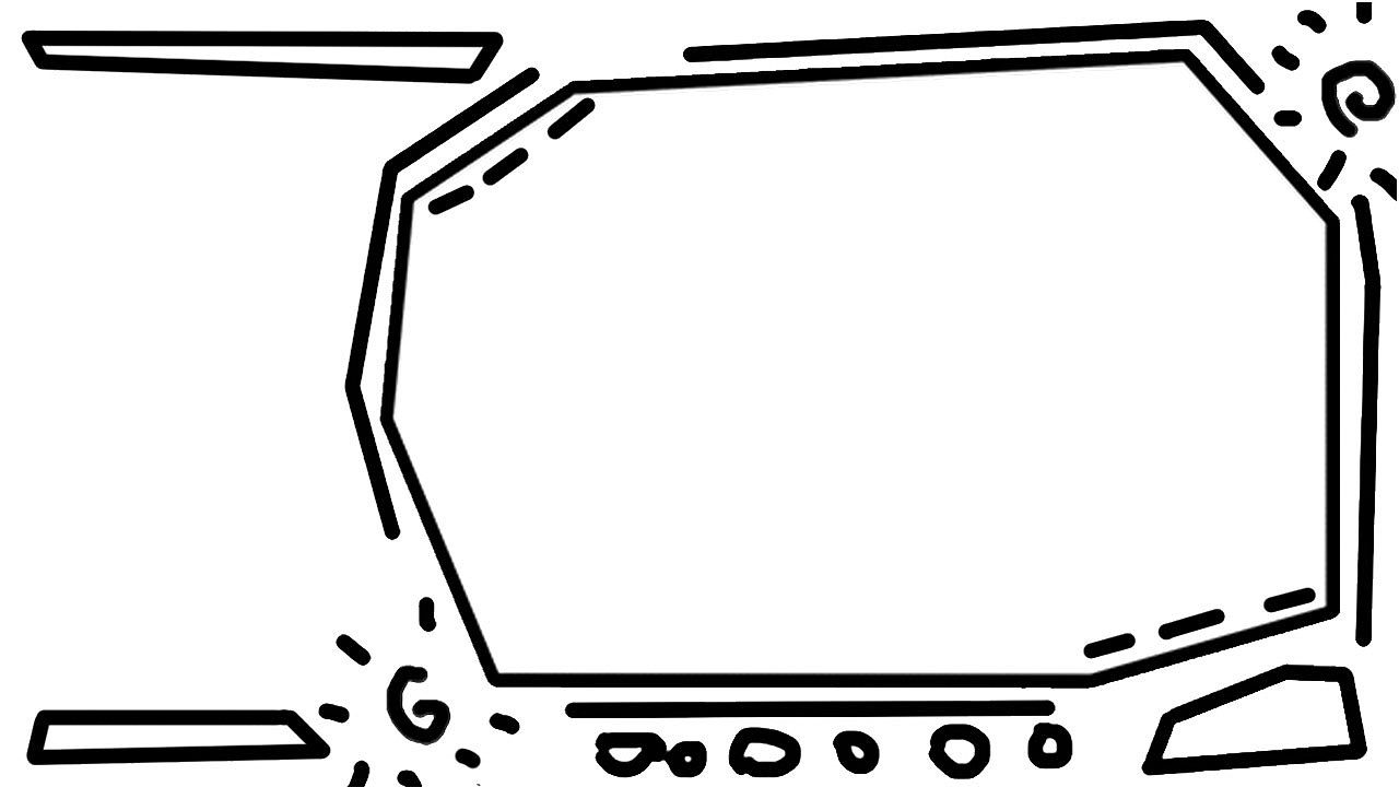 ppt 背景 背景图片 边框 模板 设计 相框 1280_720