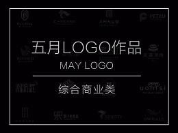 五月商业logo设计