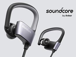 ANKER SoundCore  | 三维+摄影表现