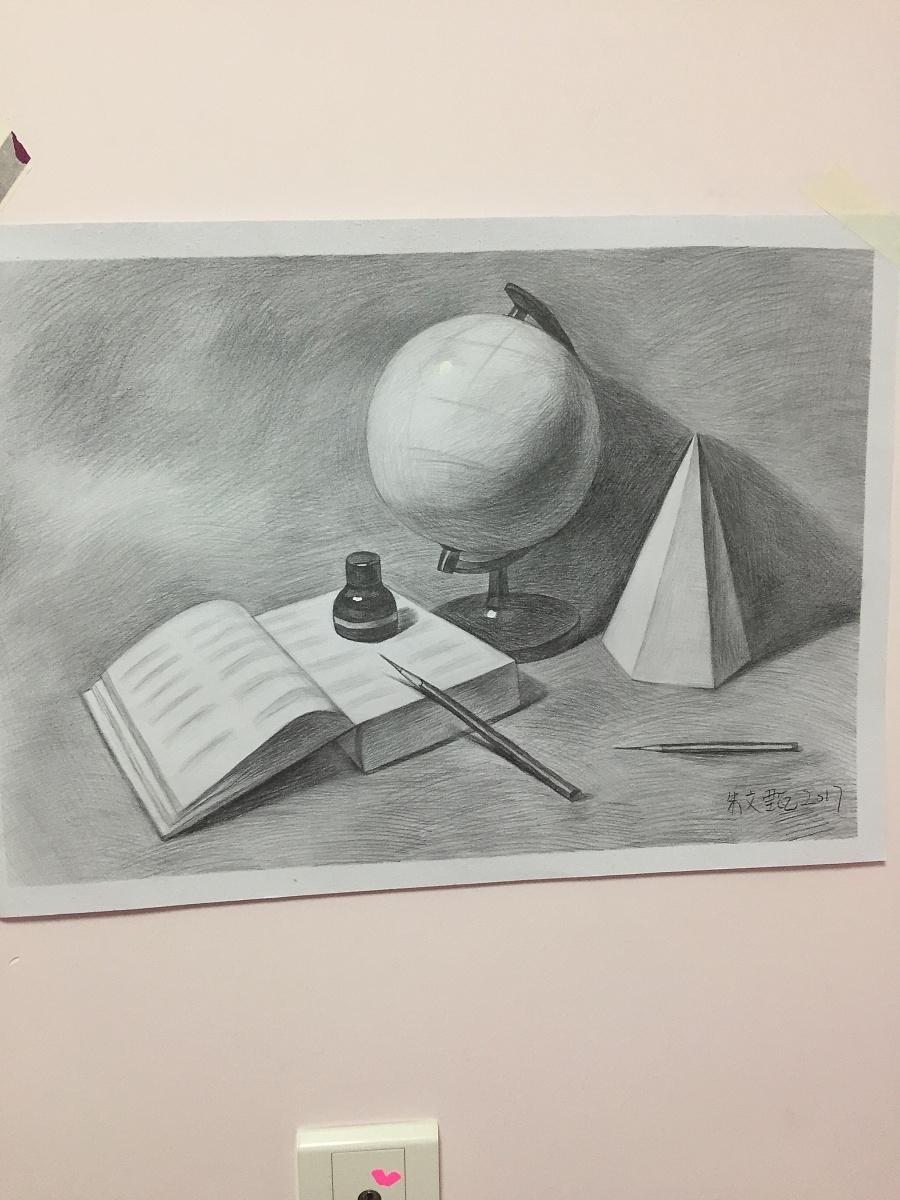 绘画界的小学生|彩铅|纯艺术|睫毛丸丸
