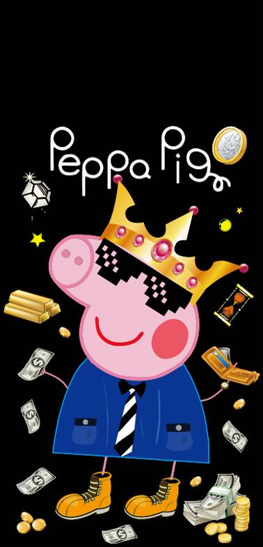 小猪佩奇手机壁纸竖屏【相关词_ 小猪佩奇竖屏壁纸】