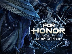 《For Honor》荣耀战魂Ⅶ赛季专题设计