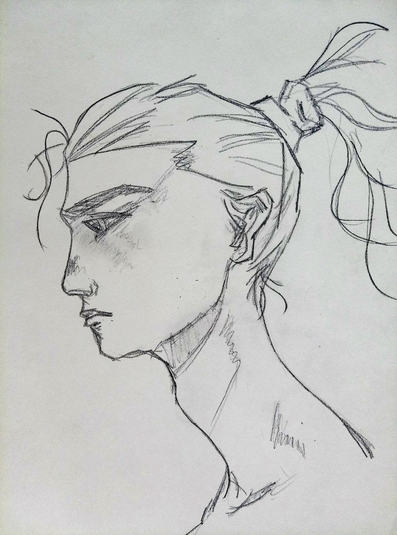 铅笔手绘(练习)