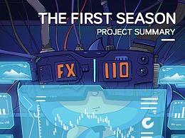 第一季度項目總結