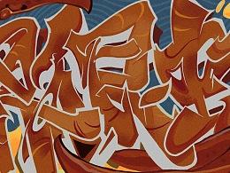Graffiti涂鸦 / ROUROU
