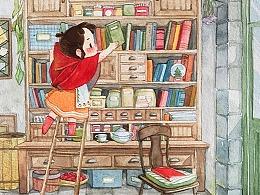 桃子小姐的书架