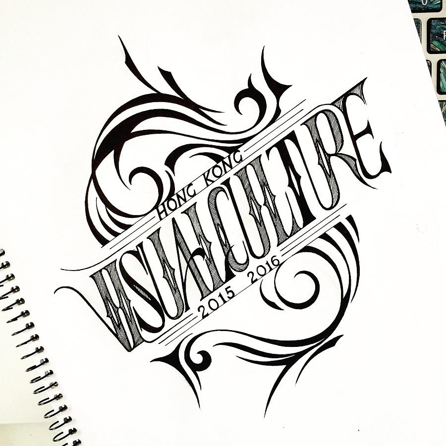 手绘哥特体|字体/字形|平面|sMrZhao4295-原创ttfv字体字体图片