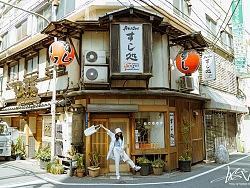 【有映画】Osaka's rabbit