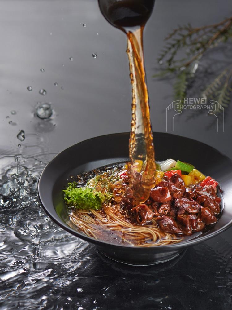风林火山-美食摄影/菜谱摄影合胃鸭掌摄影工石泉爆炒菜单图片