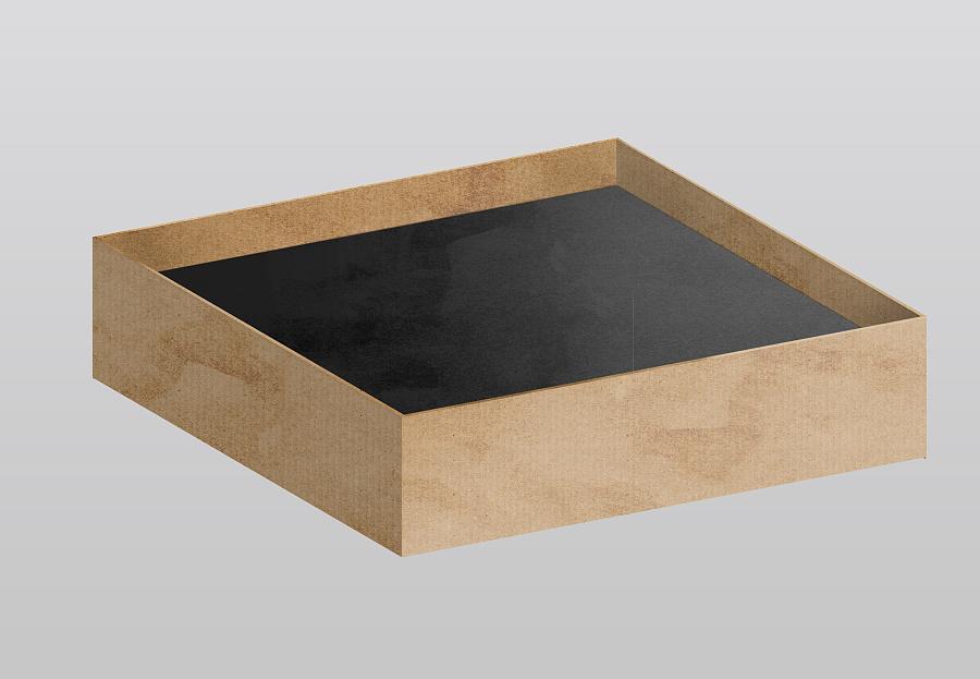 礼盒包装设计(附过程图)