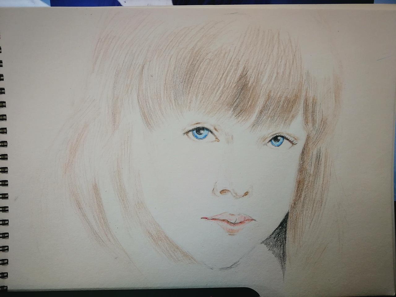 初学彩铅手绘