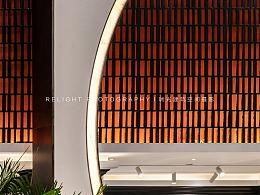 贵满楼餐厅------山东济南瑞光建筑空间摄影