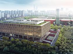 「建筑摄影」浦东图书馆