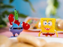 鳕鱼饼 | 电商产品摄影 | 淘宝副食品拍摄