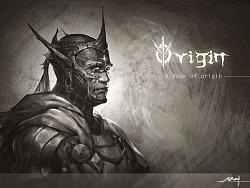 《Origin》系列原创概念设定【暗日灵族篇】