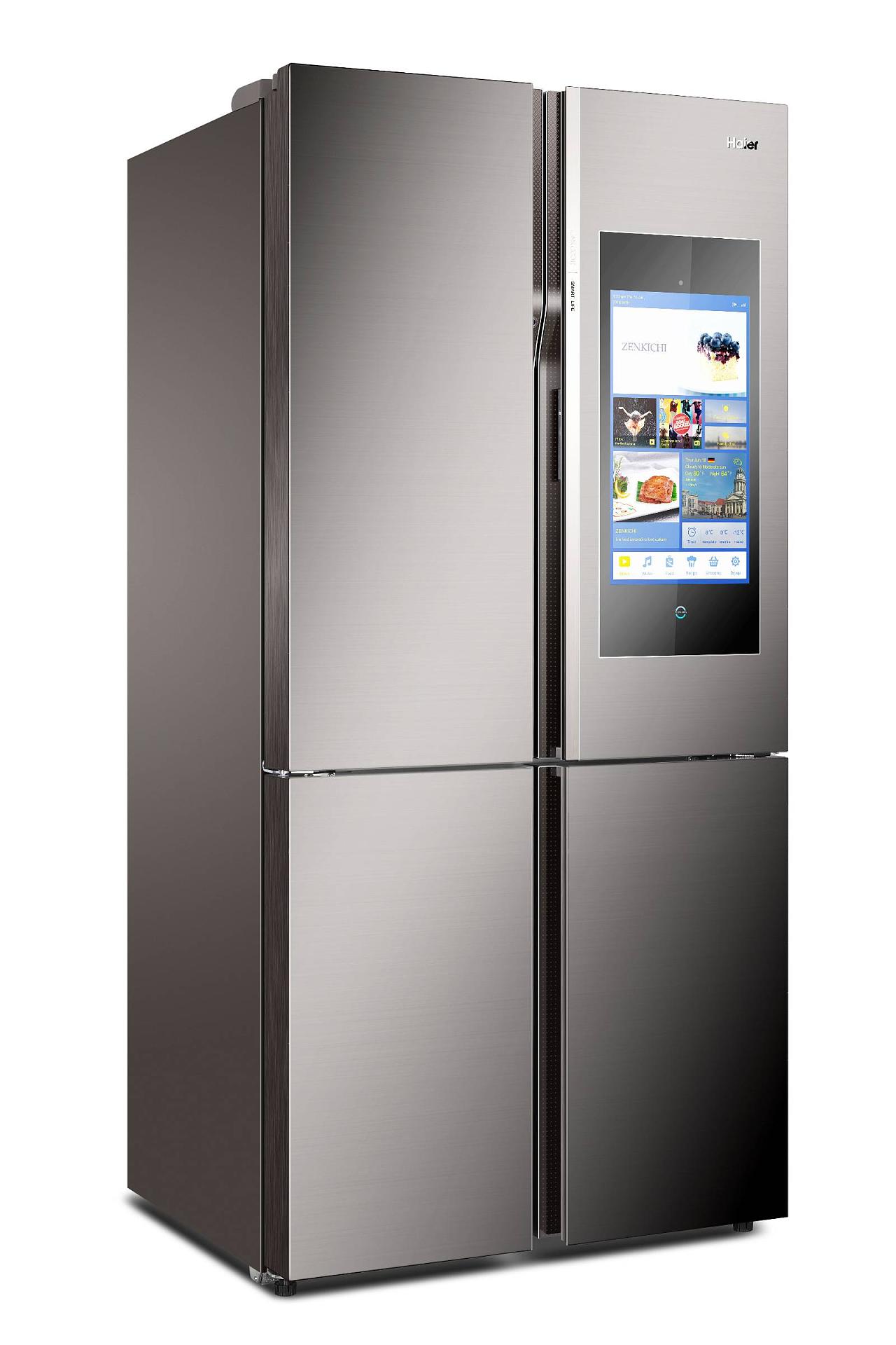 海尔馨厨智能冰箱 工业/产品 家具 成功设计平台图片