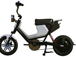 自主车(渲染整理)