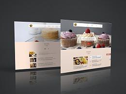 蛋糕甜点网站