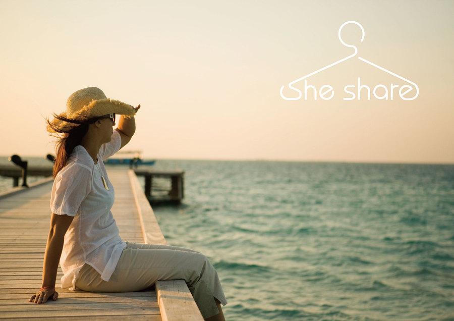 查看《《SheShare-叙夏》—女装LOGO》原图,原图尺寸:3508x2480