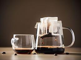 《挂耳咖啡》 美食 产品 环境 哈尔滨雷鸣摄影