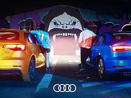 Audi | 新奥迪A3率性有理