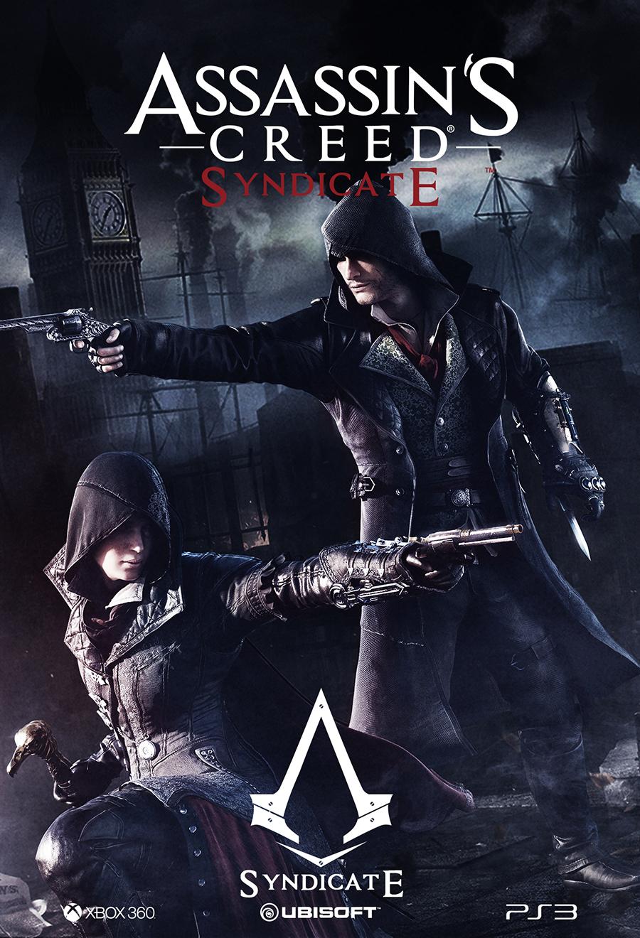查看《【刺客信条】Assassin海报练习搞-分享PSD》原图,原图尺寸:900x1320
